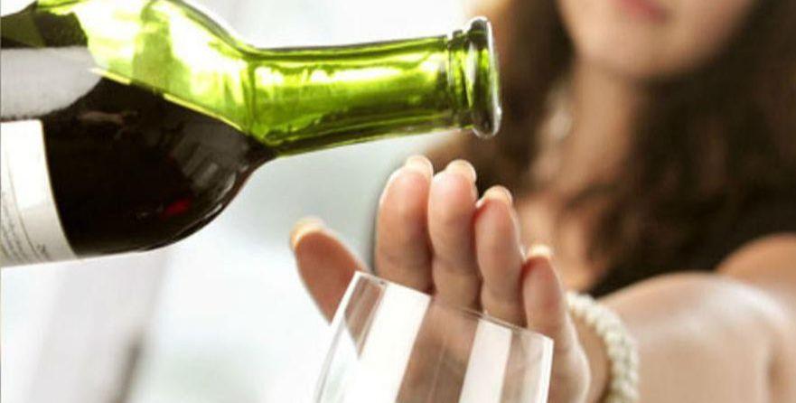 бросить употребление алкоголя