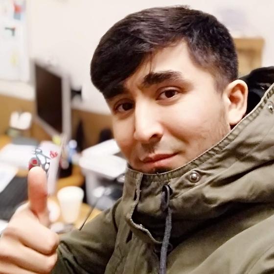 Тимур Тургунов, руководитель центра Волосово